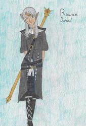 Rowan Duval by HinodeYoake