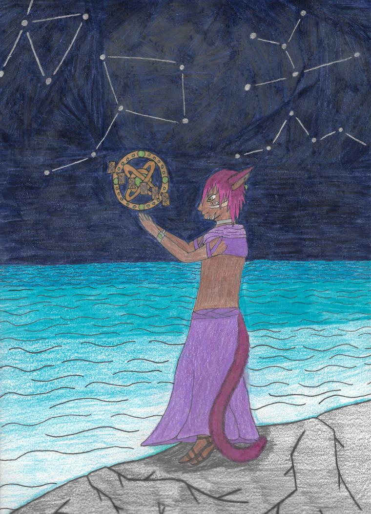I Divine The Stars by HinodeYoake