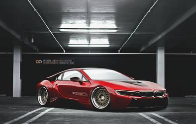BMW i8 by OverdozeCreatives