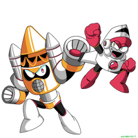 MaGMML 2: Launch and Shuttle Man by AlmKornKid