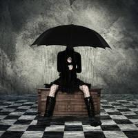 Rainy Days by xetobyte
