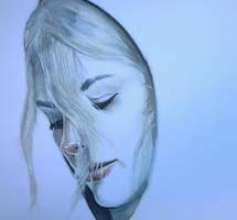 portrait wip by Dockal
