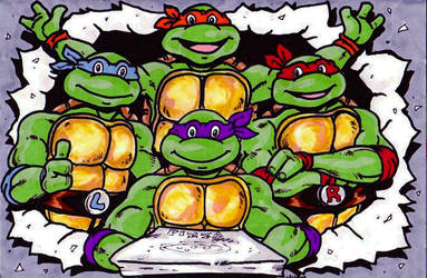 Tmnt Max 1 by Rottinggiant