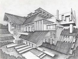 Architecture by RyanNicholasRufer