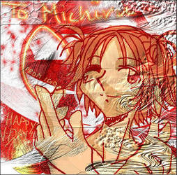 For Michiru - Valentine's Day by saka