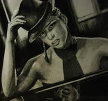 Alicia Keys by Saga-Carolin