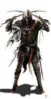 XVII Brazilian Assassin by Lucibz
