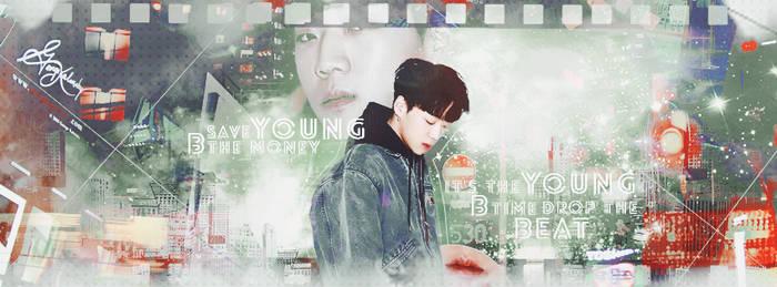 YoungB by taytayyang nas 20180410 by Taytayyang