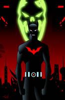 batman beyond by TraiN8