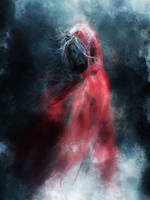 Little Red Wraith by AVallois