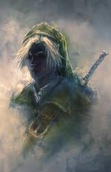 Link - Legend of Zelda series by AVallois