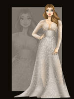 Miss Belle by archibaldart