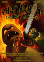 Charmander Chainsaw Massacre by Meajy