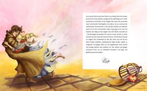 Joringe and Jorinde Page 7 by Meajy
