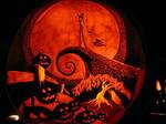 Pumpkin - Jack Skellington by snerk
