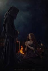 Witch by Vladlena111