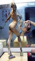 felina 3 by rieraescultura-art