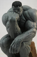 hulk 2 by rieraescultura-art
