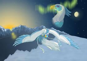 Season Phoenix: Winter by WhitePhoenix7