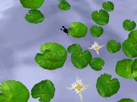 Pond Life by Ravii-of-the-Rain