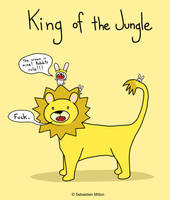 King of the Jungle by sebreg