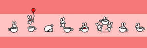 Teacup Bunny Redux by sebreg
