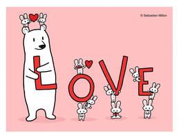Love by sebreg