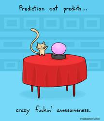 Prediction Cat by sebreg