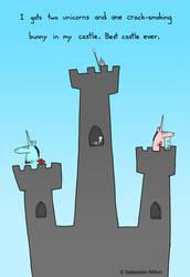 My Castle by sebreg