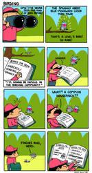 Birding Comic by sebreg