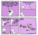 Lucky Charm Comic by sebreg