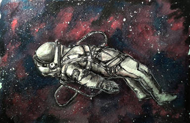 Space Cadet by zaishu