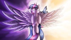 Harmony [MLP Twilight] by Shad0w-Galaxy