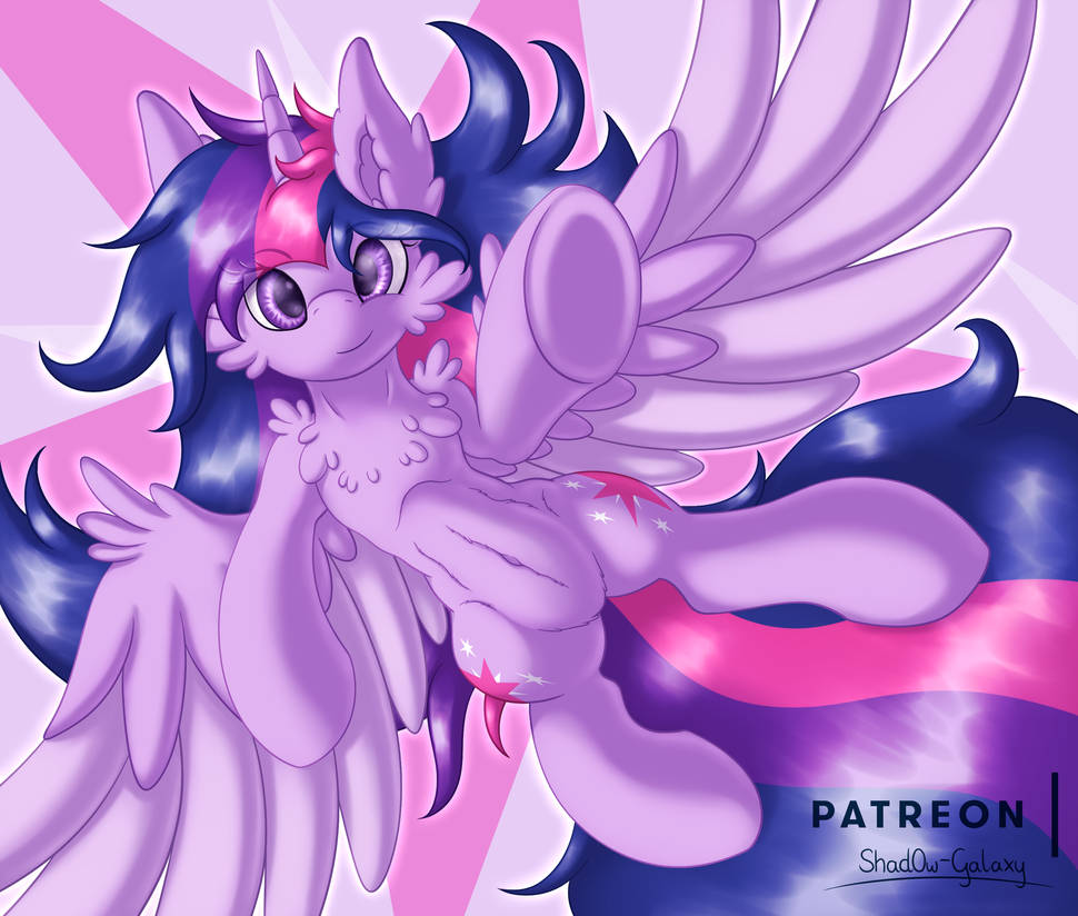 hey_there___twilight_sparkle__by_shad0w_