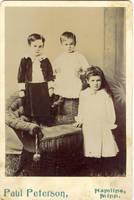 3 children by Glo-Stock-Vintage