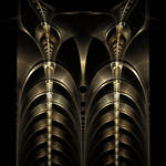 Breast Plate by HalTenny