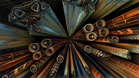 Pipes Two by HalTenny