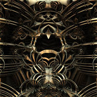Steampunk Assimilated Borg by HalTenny