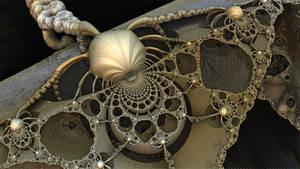 Spider Mite by HalTenny