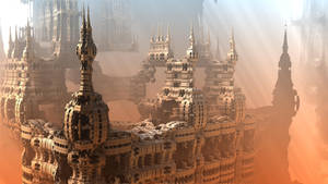 The Mists Of Avalon by HalTenny