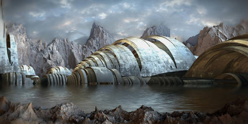 Summit Hydroelectric by HalTenny