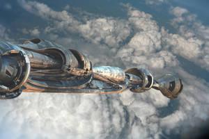 Eye in the Sky by HalTenny