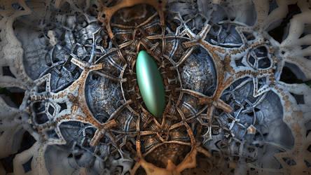 Infinity Stone by HalTenny