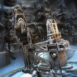 Navigator's Station by HalTenny