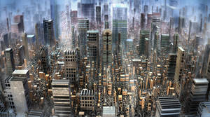 The Gold District by HalTenny