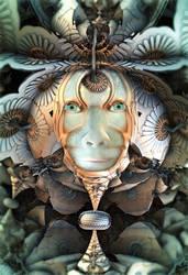 Green Eyes by HalTenny