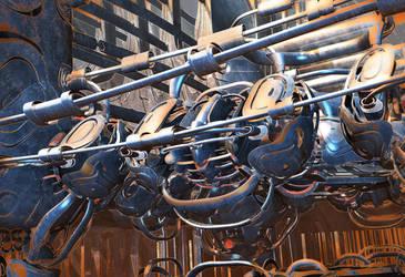 Interdimensional Engine by HalTenny