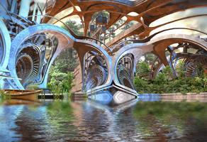 Imagination Station Park by HalTenny