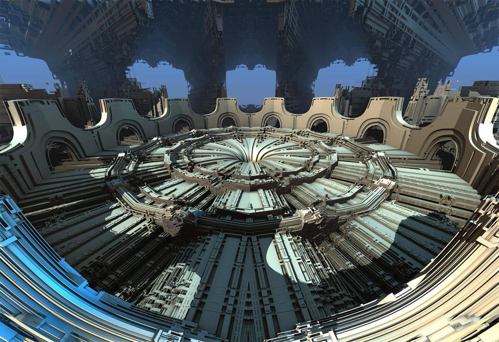 Wormhole Generator by HalTenny