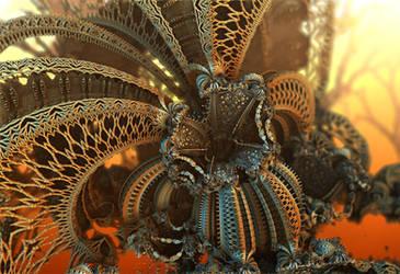 Predator Plant by HalTenny